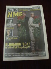 NME 1990 SEP 22 PET SHOP BOYS HAPPY MONDAYS STONE ROSES LED ZEPPELIN MODEL ARMY