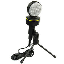 For PC Computer Skype Singing Microphone Mic +Shock Mount Sound Studio Recording