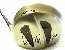 MIZUNO 3 15 T-ZOID T3 TITANIUM GRAFALLOY PROLITE GOLF CLUB