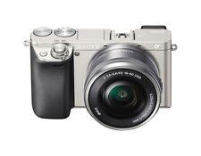 Sony Alpha ILCE-6000 silber + 16-50 mm OSS vom Fachhändler ! A6000