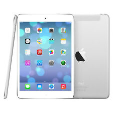 Apple iPad mini 1 64GB, Wi-Fi + 4G (Verizon), 7.9in - White Very Good Condi