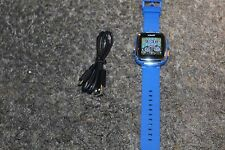 VTech Kidizoom Smart Watch DX Kids Touch Screen Rechargeable Blue 11121