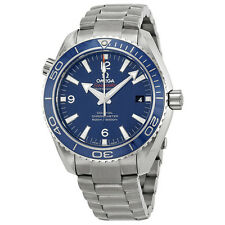 Omega Seamaster Planet Ocean Titanium 600 M Omega Co-Axial 42 mm Mens Watch