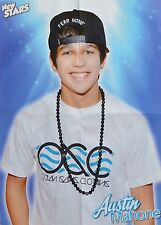 AUSTIN MAHONE - A2 Poster (XL - 42 x 55 cm) - Clippings Fan Sammlung NEU