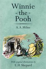 Winnie the Pooh by A. A. Milne, Book, New (Paperback, 2016)