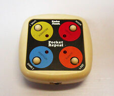 Vintage Radio Shack Pocket Repeat Electronic Game