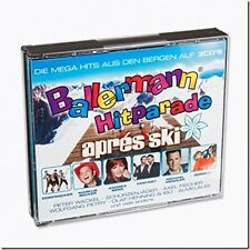 BALLERMANN APRES SKI HITPARADE 3 CD NEU