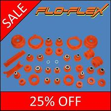 MK4 Ford Escort Front & Rear Suspension & Chassis Bushes in Polyurethane 25% OFF