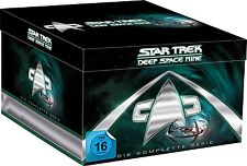 RENE/BROOKS,AVERY/MEANEY, - STAR TREK: DEEP SPACE 9 COMPLETE  48 DVD NEU
