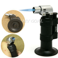 1300°C Windproof Welding Jet Flame Torch Butane Gas Soldering Cigarette Lighter