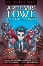 Artemis Fowl The Opal Deception Graphic Novel-ExLibrary