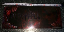 SILENT HILL Pachinko Promo Board Plate NOT FOR SALE Very Rare Japan Jap Jp 40cm