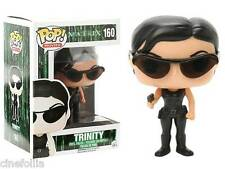 Figura vinile Matrix Trinity Pop! Funko movies Vinyl Figure n° 160