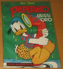 Albi d'Oro - Serie Comica - Numero 47 anno 1954 - Disney