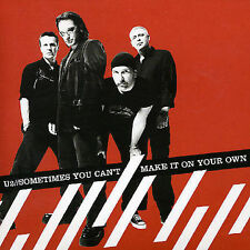 Sometimes You Can't Make It on Your Own [Single] by U2 (CD, Feb-2005, Universal…