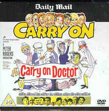 CARRY ON DOCTOR - Sid James and the gang -  DVD