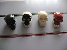 Totenkopf / Totenschädel / Skull Resin  5cm Deko,Briefbeschwerer,