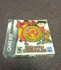 Disney's American Dragon Jake Long Rise of the Huntsclan (Game Boy Advance)