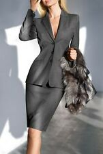 Notch Lapel Women Ladies Custom Made Office Business Tuxedos Work Wear New Suits