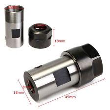 8mm Collet ER16 Chuck Motor Shaft Precision Extension Rod Toolholder CNC Milling