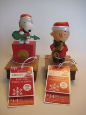 Hallmark 2011 Peanuts Wireless Band Charlie Brown & Snoopy NEW