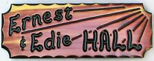 "CEDARCUTTS Custom Carved Wood Sign 6"" x 16"" x 1"" Rustic SouthWest Red Cedar"