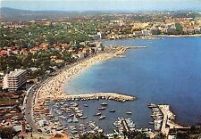 BR31546 Antibes port et plage de la Salis france