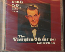 Rare Vaughan Monroe Collection 2 Cds 50 Tracks New FLARE Sealed MINT England