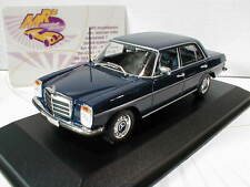 "Minichamps 940034000 # Mercedes-Benz 200 D Baujahr 1973 in "" blau "" 1:43 NEU"