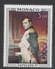 MONACO - PA - 1969 - Bicentenario della nascita di Napoleone I°