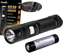 Fenix UC30 960 Lumen Compact Rechargeable LED Flashlight [E35 UC40 UE UC35 PD35]
