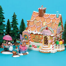 Department 56 Hansel and Gretel's Sweet Shop 56.13210