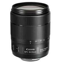 Canon Ef-s 18-135mm 3,5-5,6 is usm Nano objectivement lens Canon-revendeur neuf/new