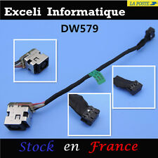 Connecteur alimentation dc power jack cable wire HP ProBook 450 455 G1