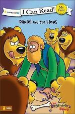 Daniel and the Lions (I Can Read! / The Beginner's Bible) by