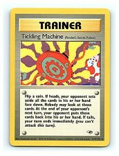 Tickling Machine 119/132 Unc. Trainer Gym Heroes Unlimited Pokemon Cards NM