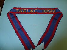 st323 Philippine Insurrection US Army Flag Streamer TARLAC 1899
