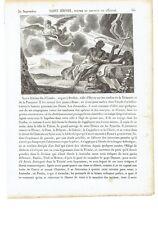 """1825 San Gerolamo """"San Jerome"""" (Sofronio Eusebio Girolamo Eusebius Hieronymus)"""