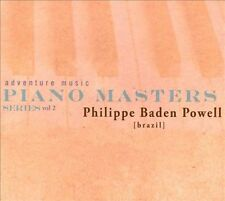 Piano Masters Series, Vol. 2 [Digipak] * by Philippe Baden Powell. Promo CD
