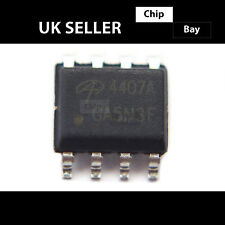 NEW ALPHA & OMEGA AO AON4407A AO4407A 4407A 30V P-CHANNEL MOSFET IC Chip