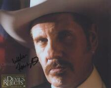 WILLIAM FORSYTHE Sheriff Wydell - Devils Rejects GENUINE AUTOGRAPH UACC (R12823)
