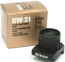 New Nikon DW-21 High Magnification Finder for F4 Camera from JAPAN t