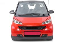 Headlight Eyelids Eyebrows Covers Masks for 2007-2014 Smart Fortwo 451 #B