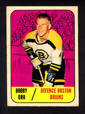 1967-68 Bobby Orr Topp #92 EXMT CENTERED/STRONG VISUAL