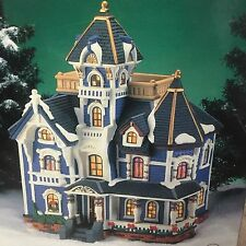 Heartland Valley Village Christmas Deluxe  Porcelain Lighted House O'well