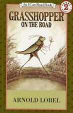 Grasshopper on the Road Book and Tape (I Can Read Book 2)-ExLibrary