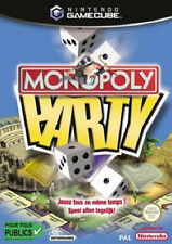 12658 // MONOPOLY PARTY SUR GAME CUBE  RARE COMPLET