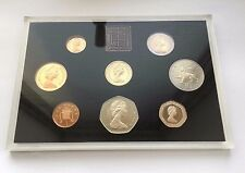 1984 PROOF QUEEN ELIZABETH II GREAT BRITAIN & NORTHERN IRELAND COIN SET