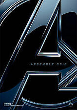 Avengers Assemble DVD Robert Downey Jr New Marvel Original UK Release R2