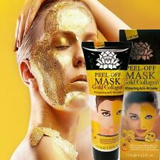 24K Gold Collagen Face Mask Powder Anti-Aging Anti-Wrinkle Luxury Spa Treatment